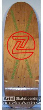 Z Pig Skateboard Z Logo 2